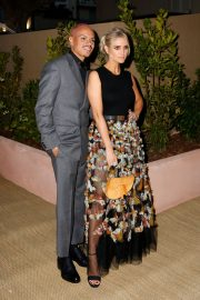 Ashlee Simpson and Evan Ross attend Dior and Vogue Paris Dinner in Cannes 2019/05/15 1