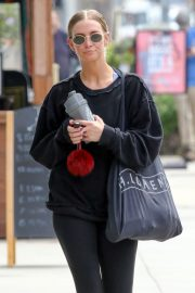 Ashlee Simpson leaving the GYM in Los Angeles 2019/05/02 1