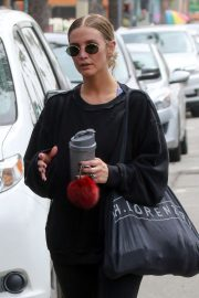 Ashlee Simpson leaving the GYM in Los Angeles 2019/05/02 18