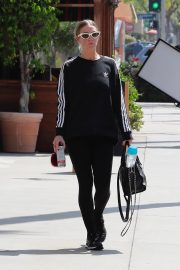 Ashlee Simpson Out the GYM in Los Angeles 2019/05/04 3