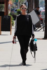 Ashlee Simpson Out the GYM in Los Angeles 2019/05/04 5