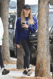 Ashley Benson After Gym Session in Los Angeles 2019/05/10 1