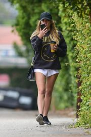 Ashley Benson Out in Studio City Before the Gym 2019/05/09 8
