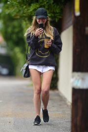 Ashley Benson Out in Studio City Before the Gym 2019/05/09 15
