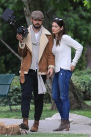 Ashley Greene Outside Photoshoot at The Park in Beverly Hills 2019/05/07 4