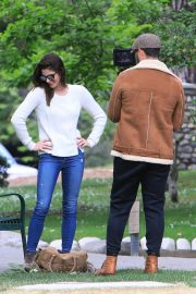 Ashley Greene Outside Photoshoot at The Park in Beverly Hills 2019/05/07 6