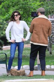 Ashley Greene Outside Photoshoot at The Park in Beverly Hills 2019/05/07 8
