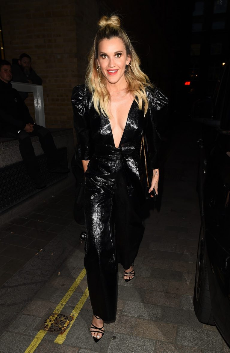 Ashley Roberts at Jourdan Dunn x Maybelline Party in London 2019/04/30 1