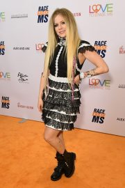 Avril Lavigne at 26th Annual Race to Erase MS at the Beverly Hilton Hotel 2019/05/10 1