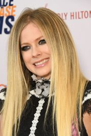 Avril Lavigne at 26th Annual Race to Erase MS at the Beverly Hilton Hotel 2019/05/10 3