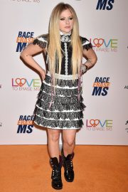 Avril Lavigne at 26th Annual Race to Erase MS at the Beverly Hilton Hotel 2019/05/10 7