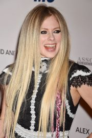 Avril Lavigne at 26th Annual Race to Erase MS at the Beverly Hilton Hotel 2019/05/10 9