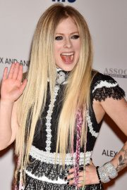 Avril Lavigne at 26th Annual Race to Erase MS at the Beverly Hilton Hotel 2019/05/10 12