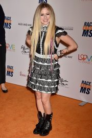 Avril Lavigne at 26th Annual Race to Erase MS at the Beverly Hilton Hotel 2019/05/10 14