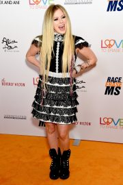 Avril Lavigne at 26th Annual Race to Erase MS at the Beverly Hilton Hotel 2019/05/10 16