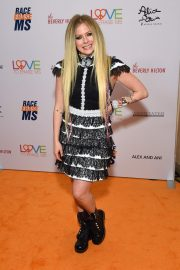 Avril Lavigne at 26th Annual Race to Erase MS at the Beverly Hilton Hotel 2019/05/10 19