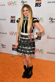 Avril Lavigne at 26th Annual Race to Erase MS at the Beverly Hilton Hotel 2019/05/10 21