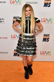 Avril Lavigne at 26th Annual Race to Erase MS at the Beverly Hilton Hotel 2019/05/10 22