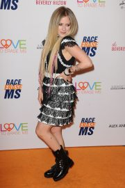 Avril Lavigne at 26th Annual Race to Erase MS at the Beverly Hilton Hotel 2019/05/10 23