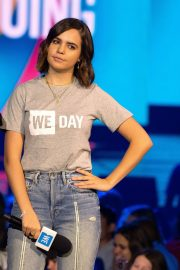 Bailee Madison attends WE Day Chicago at the Forum 2019/05/08 2