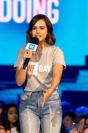 Bailee Madison attends WE Day Chicago at the Forum 2019/05/08 6