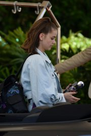Barbara Palvin Arrives at Her Hotel in Miami 2019/05/09 1