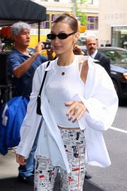 Bella Hadid Arrives to the Mark Hotel in New York 2019/05/04 6