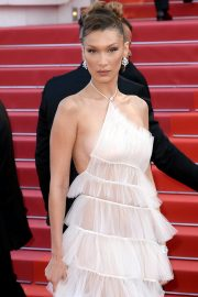 Bella Hadid at Rocketman Premiere at The 72nd Cannes Film Festival 2019/05/16 5