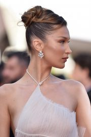 Bella Hadid at Rocketman Premiere at The 72nd Cannes Film Festival 2019/05/16 6