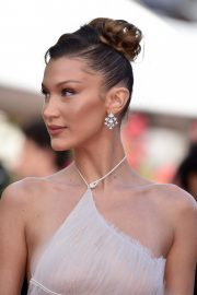 Bella Hadid at Rocketman Premiere at The 72nd Cannes Film Festival 2019/05/16 8