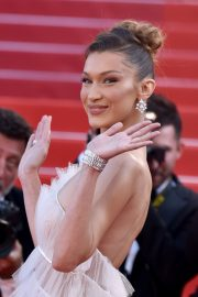 Bella Hadid at Rocketman Premiere at The 72nd Cannes Film Festival 2019/05/16 10