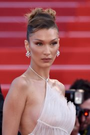 Bella Hadid at Rocketman Premiere at The 72nd Cannes Film Festival 2019/05/16 11