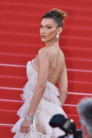 Bella Hadid at Rocketman Premiere at The 72nd Cannes Film Festival 2019/05/16 12