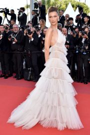Bella Hadid at Rocketman Premiere at The 72nd Cannes Film Festival 2019/05/16 13