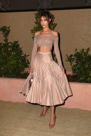 Bella Hadid attend Dior and Vogue Paris Dinner at Fred L'Ecailler in Cannes 2019/05/15 3
