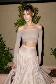 Bella Hadid attend Dior and Vogue Paris Dinner at Fred L'Ecailler in Cannes 2019/05/15 4