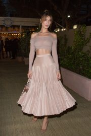 Bella Hadid attend Dior and Vogue Paris Dinner at Fred L'Ecailler in Cannes 2019/05/15 9