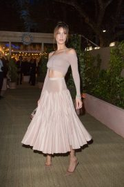Bella Hadid attend Dior and Vogue Paris Dinner at Fred L'Ecailler in Cannes 2019/05/15 10
