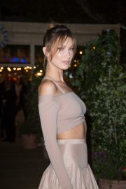 Bella Hadid attend Dior and Vogue Paris Dinner at Fred L'Ecailler in Cannes 2019/05/15 11