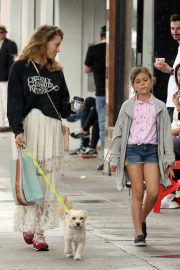 Bethany Joy Lenz with Her Daughter Maria Rose Galeotti Out in Los Angeles 2019/05/11 4