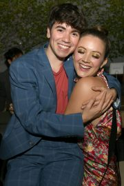 """Billie Lourd and Noah Galvin at Special Screening of """"Booksmart"""" at Ace Hotel 2019/05/13 3"""