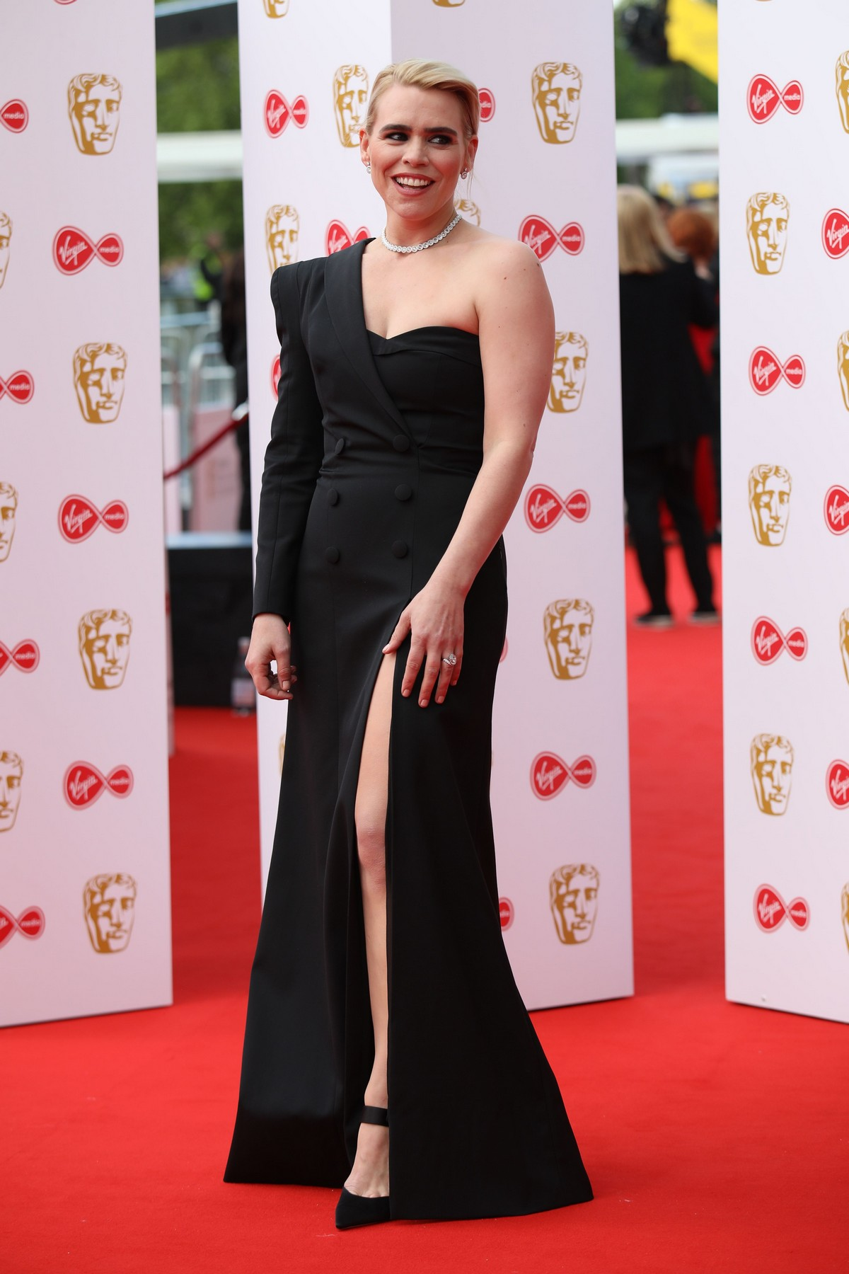 Billie Piper at 2019 British Academy Television Awards in London 2019/05/12 2