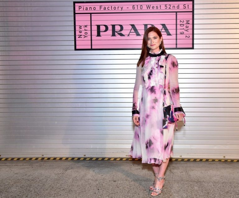 Bonnie Wright Attends the Prada Resort 2020 Fashion Show in New York City 2019/05/02 1