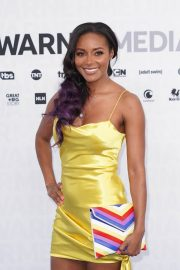 Brandi Rhodes Attends WarnerMedia Upfront 2019 at The Theater in New York 2019/05/15 2