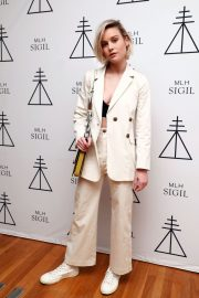Brie Larson at MHL Sigil Fragrance Launch Party in Los Angeles 2019/04/30 1