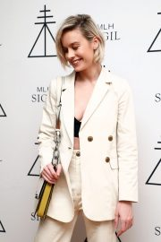 Brie Larson at MHL Sigil Fragrance Launch Party in Los Angeles 2019/04/30 3
