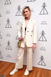 Brie Larson at MHL Sigil Fragrance Launch Party in Los Angeles 2019/04/30 4