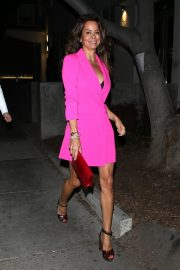 """Brooke Burke Leaves The """"Dog Pound Gym"""" Opening in West Hollywood 2019/05/09 1"""