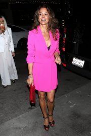 """Brooke Burke Leaves The """"Dog Pound Gym"""" Opening in West Hollywood 2019/05/09 2"""
