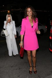 """Brooke Burke Leaves The """"Dog Pound Gym"""" Opening in West Hollywood 2019/05/09 3"""